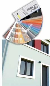 Un grand choix de couleur pour un revêtement de façade